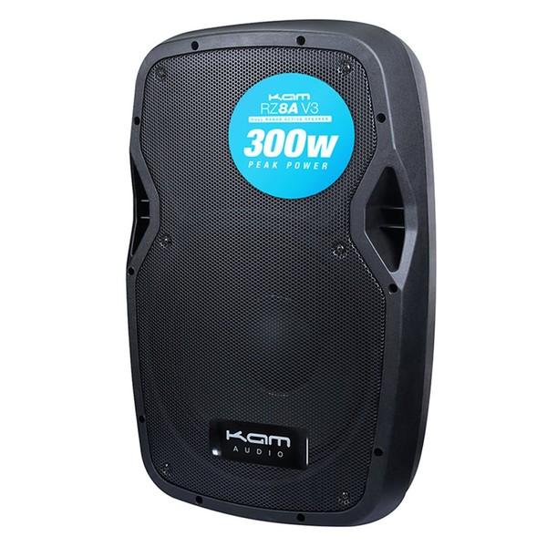 Kam RZ8A V3 Active PA Speaker