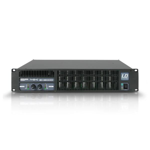 LD Systems SP4K 2 Channel Power Amplifier