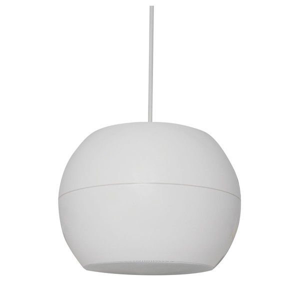 Adastra 5'' Pendent Ceiling Speaker, White