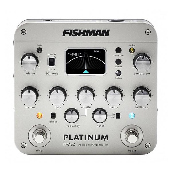 Fishman Platinum Pro EQ/DI Preamp Main Image