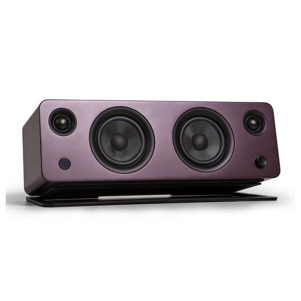 Kanto SYD Powered Speaker, Burgundy - Main