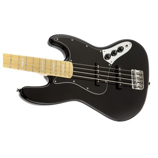 Squier Vintage Modified '77 Jazz Bass, Black R