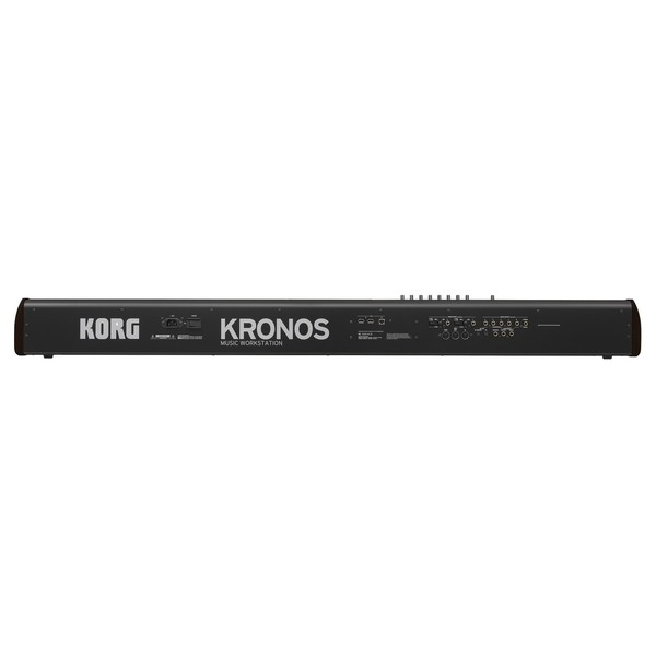 Korg Kronos LS Music Workstation - Rear