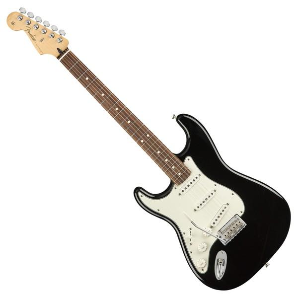 Fender Player Stratocaster PF Left Handed, Black