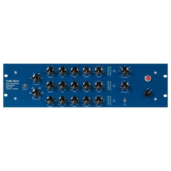 Tube-Tech SMC 2BM Stereo Mastering Multiband Compressor - Front