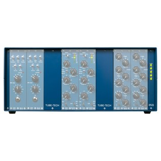 Tube-Tech RM 8 Table Top Frame, 8 Channels - Front