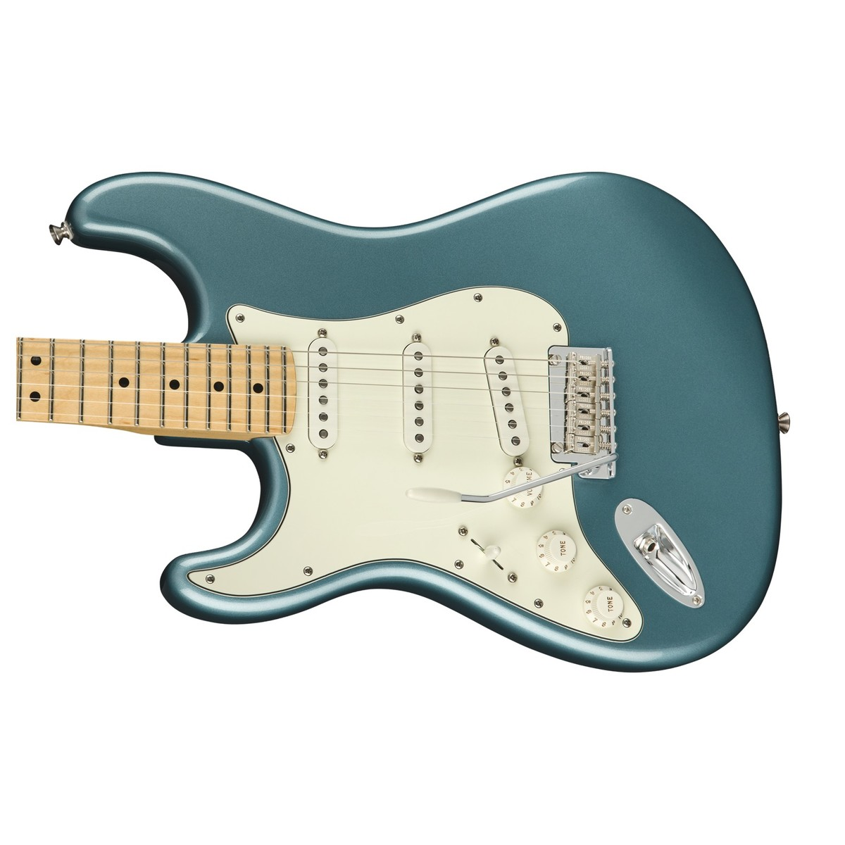 Fender Player Stratocaster MN Left Handed, Tidepool at Gear4music.com