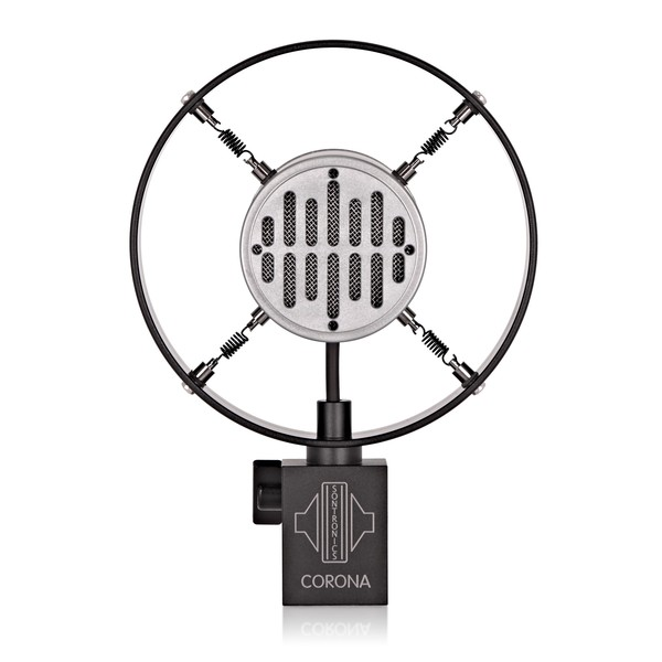 Sontronics CORONA Dynamic Vocal Microphone - Front
