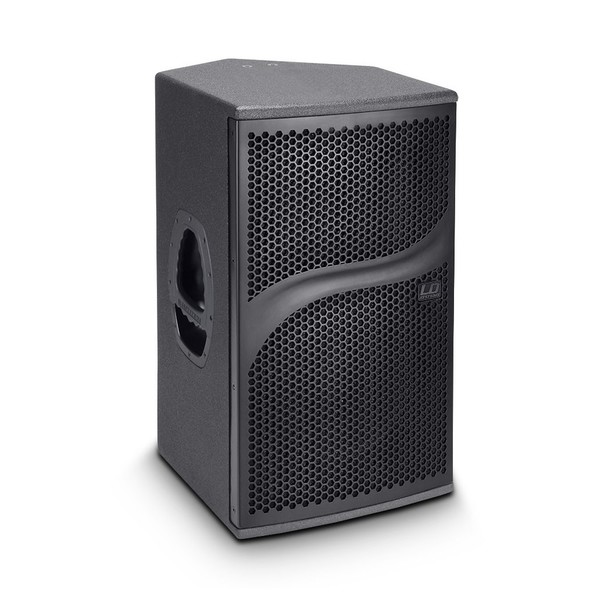LD Systems DDQ12 12'' Active PA Speaker Front