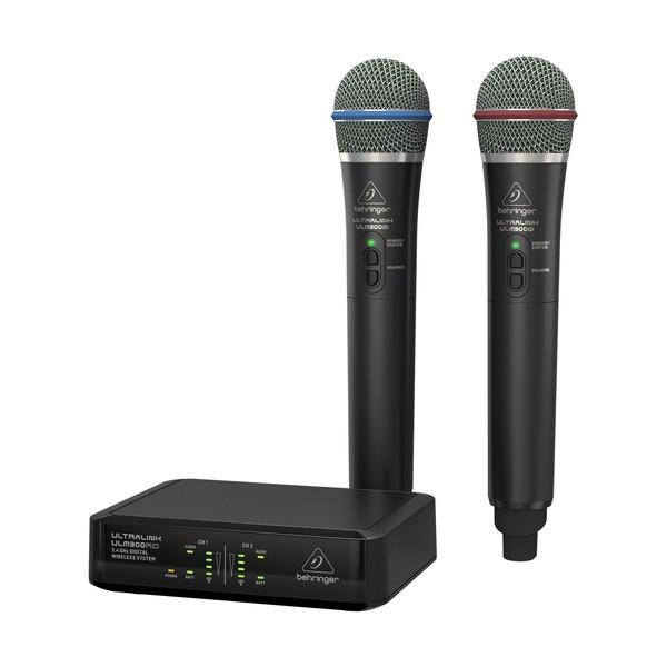 Behringer Ulm302mic Dual Digital Wireless Microphone