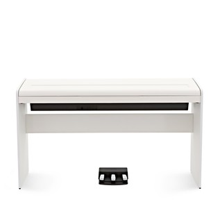 Adjustable Keyboard / Piano Bench by Gear4music - Feet