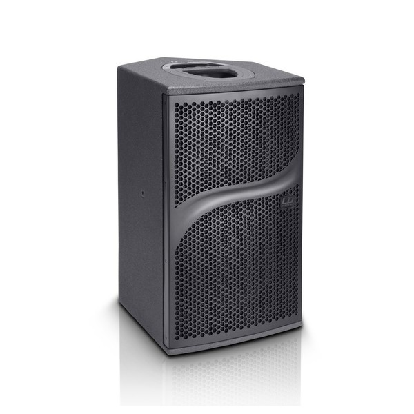 LD Systems DDQ10 10'' Active PA Speaker Front