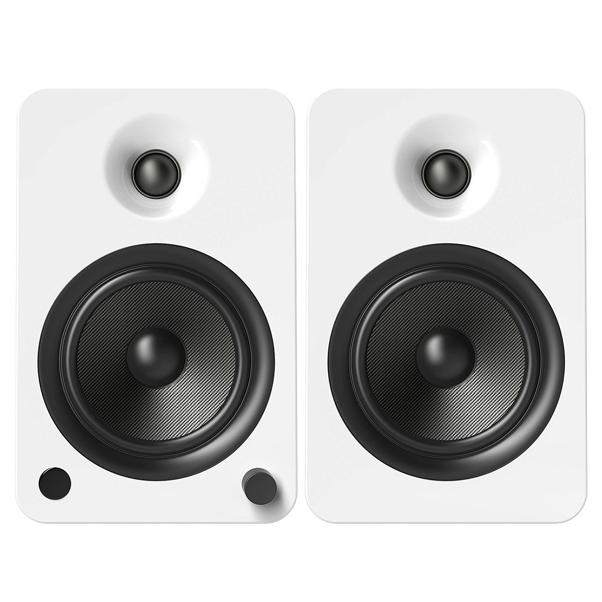 satin bookshelf speakers drugs powered black london audioengine
