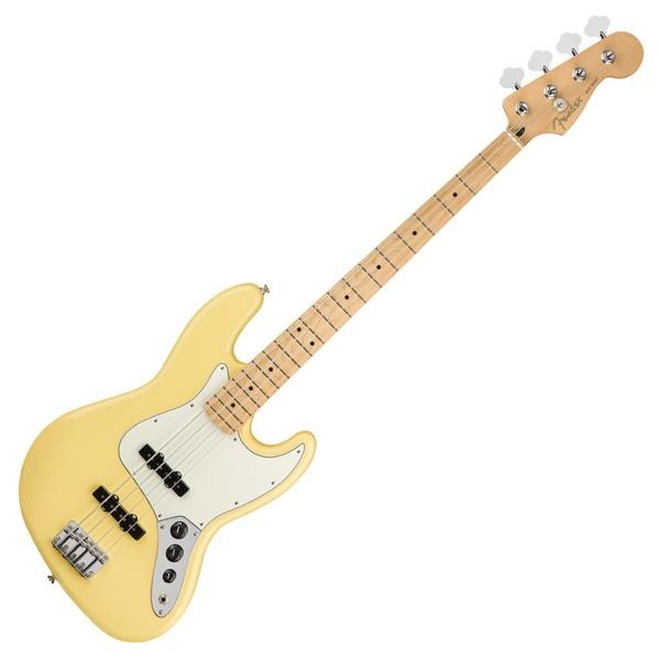 Fender Player Jazz Bass MN, Buttercream