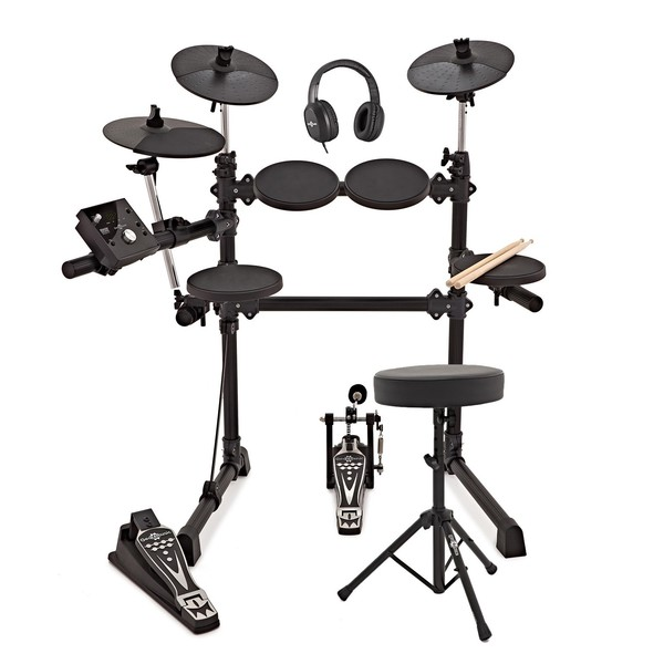 Digital Drums 420 Starter Electronic Drum Kit Package Deal