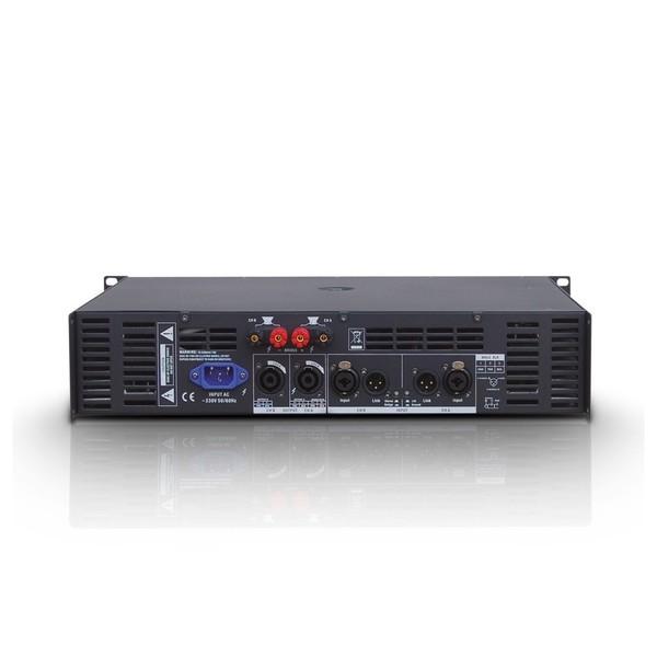 LD Systems Deep2 1600 2 x 800 Watt Power Amplifier Connections