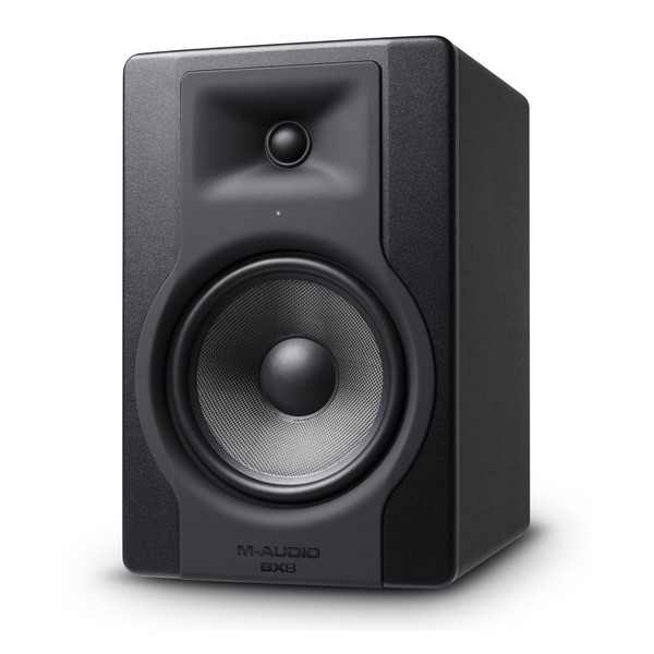 M-Audio BX8-D3 - Angled