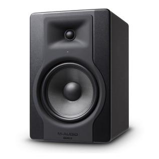 BX8-D3 Studio Monitor - Angled