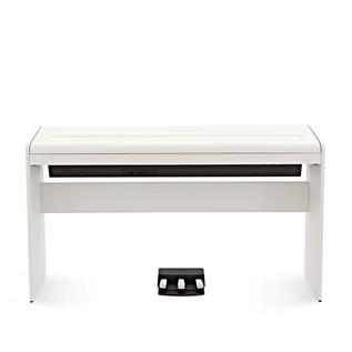 Korg LP-180 Digital Piano, White