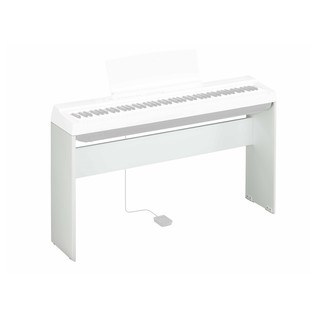 Yamaha L125 Digital Piano Stand for P125 Piano, White