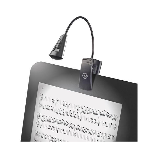 K&M 12242 Music Stand Flexlight
