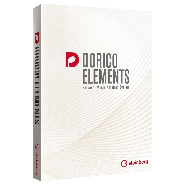 Steinberg Dorico Elements 2 - Main