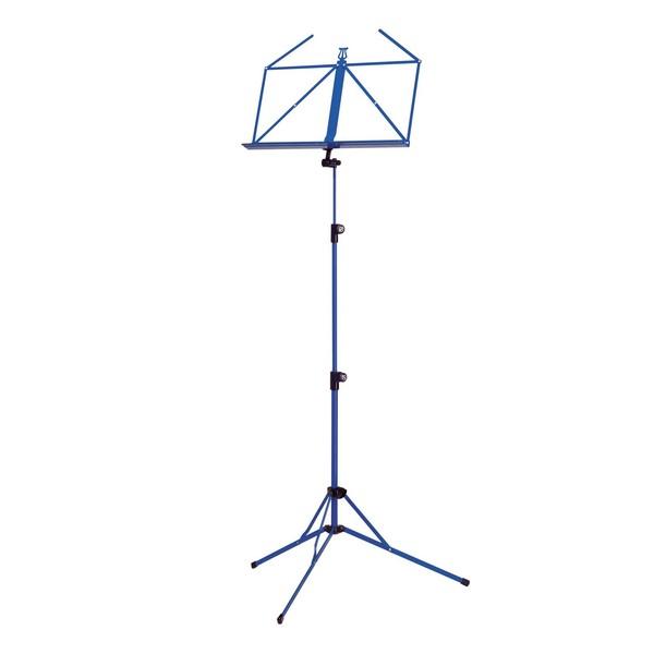 K&M 10050 Music Stand, Blue