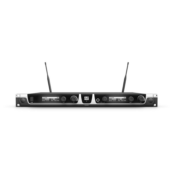 LD Systems R2 Dual Wireless System Receiver