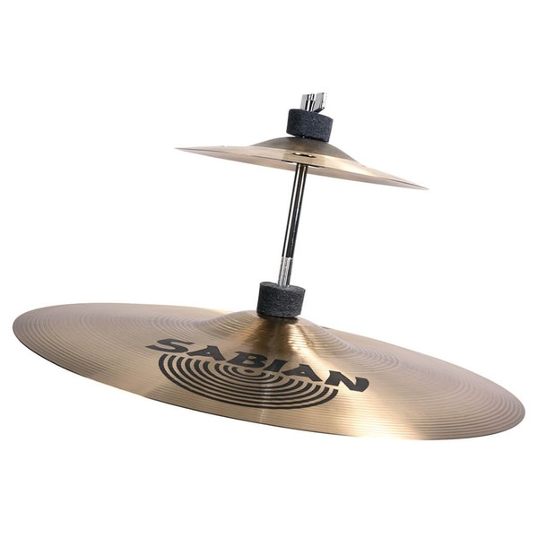 "Sabian 8"" Straight Stacker - Application"