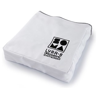 SOMA Official Branded Cotton Dust Cover - Angled
