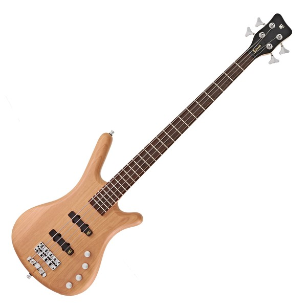Warwick Rockbass Corvette Basic Bass, Short, Natural Satin