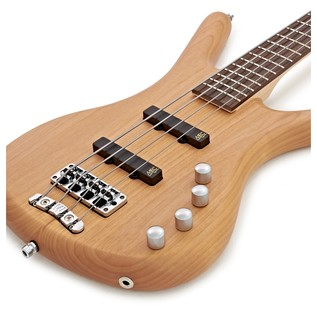Warwick Rockbass Corvette Basic Bass, Short, Natural Satin