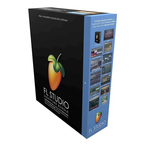 Image Line FL Studio Signature Edition v20 - Main