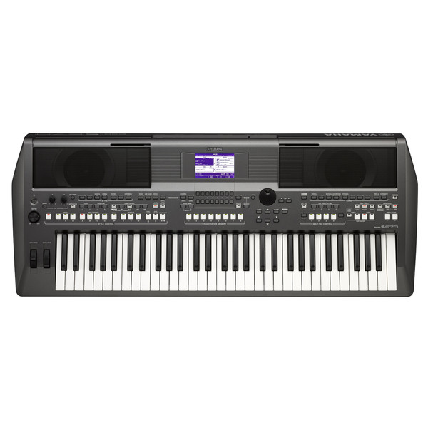 Yamaha PSRS670 Portable Workstation