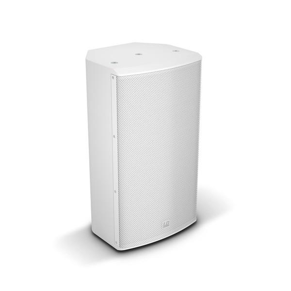 LD Systems SAT102 10'' Passive Installation Speaker, White