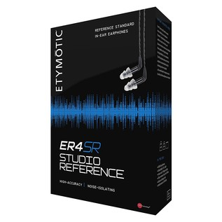 Etymotic ER4-SR Studio Earphones - Box