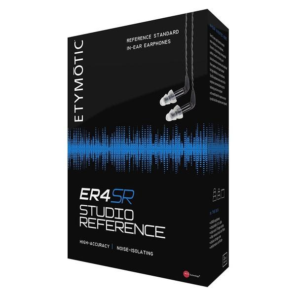 Etymotic ER4-SR Studio Earphones - Box