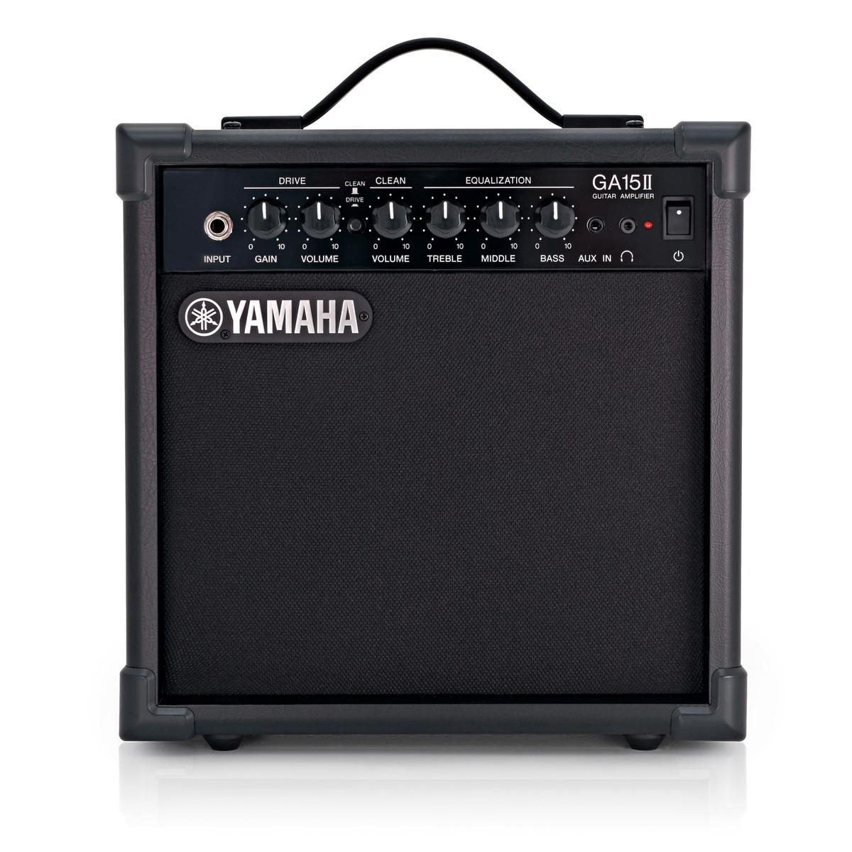 yamaha ga 15ii guitar amp at gear4music. Black Bedroom Furniture Sets. Home Design Ideas