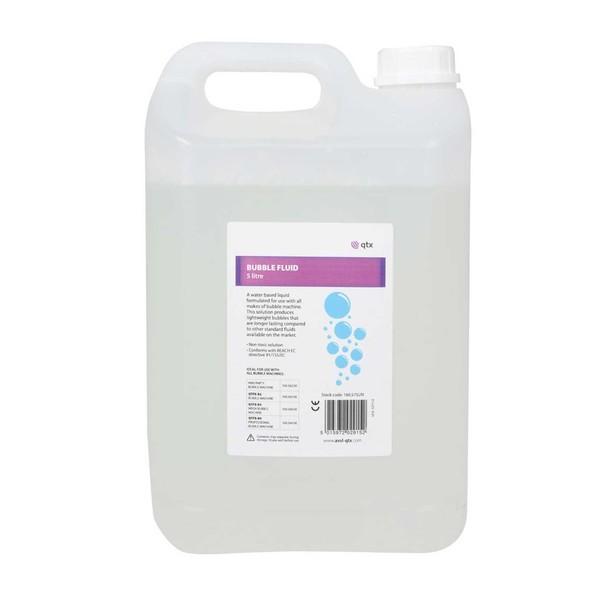 QTX Bubble Fluid, 5 Litres