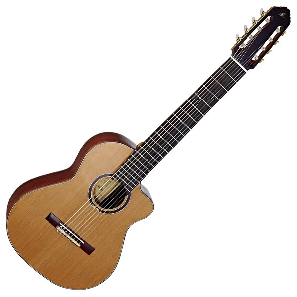 ortega electro acoustic guitars gear4music. Black Bedroom Furniture Sets. Home Design Ideas