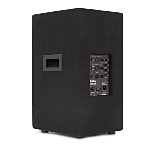 "SubZero 700W 12"" Active PA System with Mics, Stands and Mixer"