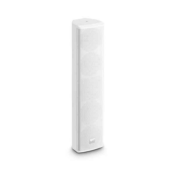 LD Systems SAT442 4 x 4'' Passive Installation Speaker, White