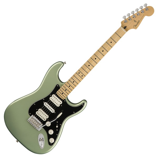 Fender Player Stratocaster HSH MN, Sage Green Metallic