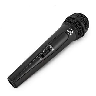 AKG WMS40 Mini Wireless Vocal Microphone Set ISM2