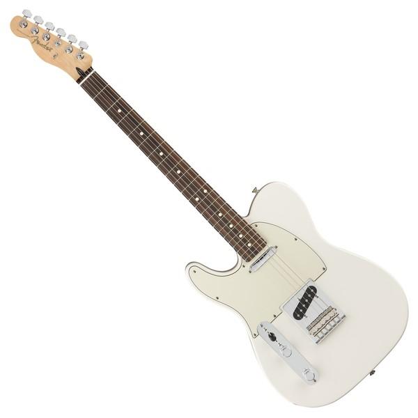 Fender Player Telecaster PF Left Handed, Polar White