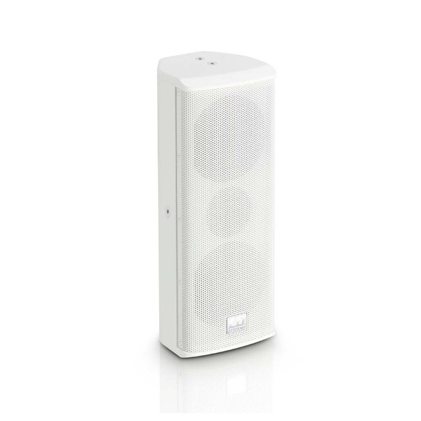 LD Systems SAT242 2 x 4'' Passive Installation Speaker, White