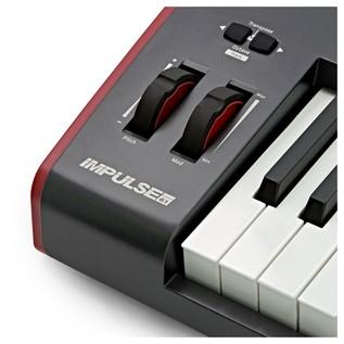 Novation Impulse 61 Key USB MIDI Controller Keyboard