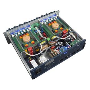 Elysia Alpha Compressor - Inside Circuitry