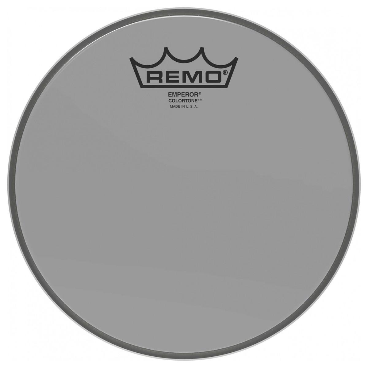 Remo Emperor Colortone 18 Smoke Drum Head