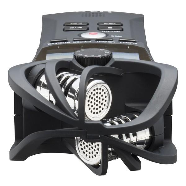 Zoom H1n Recorder, Black - Top